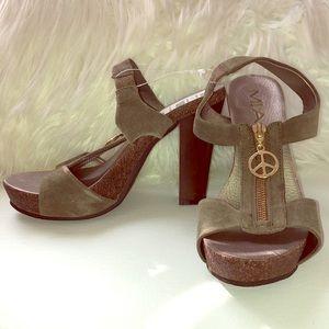 Peace Heels